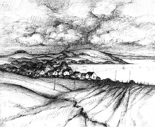 Frank Wiechmann Zeichnung